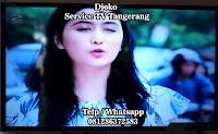 service tv dago hills serpong