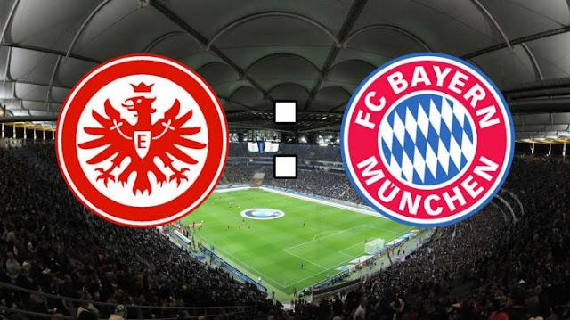 بث مباشر مباراة بايرن ميونخ وآينتراخت فرانكفورت اليوم 10-06-2020 كأس ألمانيا