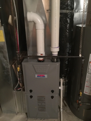 getting a new high efficiency furnace