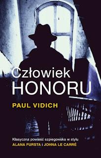 Człowiek honoru - Paul Vidich