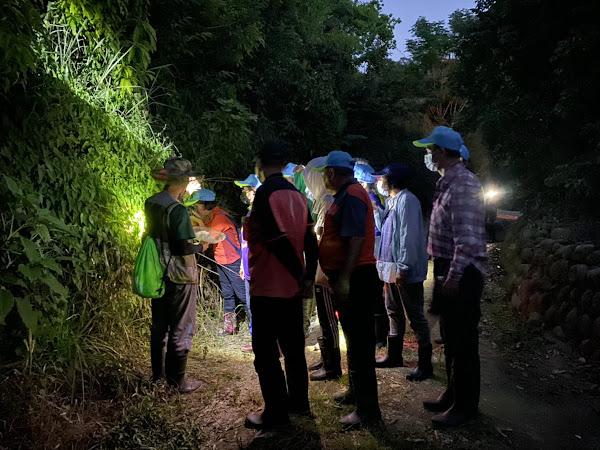 參山處推社區導覽遊程 體驗在地文化及地方特色
