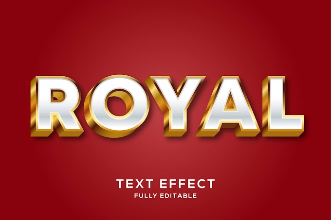 Royal Text Effect Ai