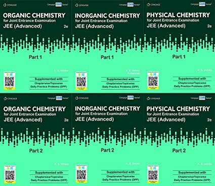 CENGAGE CHEMISTRY COLLECTION PDF FOR IITJEE ~ BEST IITJEE