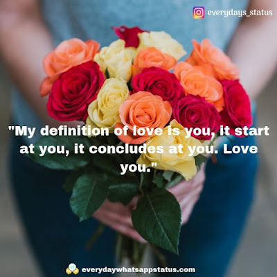 best quotes   Everyday Whatsapp Status   Unique 50+ love quotes image about life