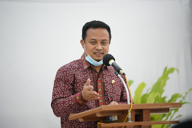 Plt Gubernur Sulsel Kecam Insiden Bom Bunuh Diri di Gereja Katedral