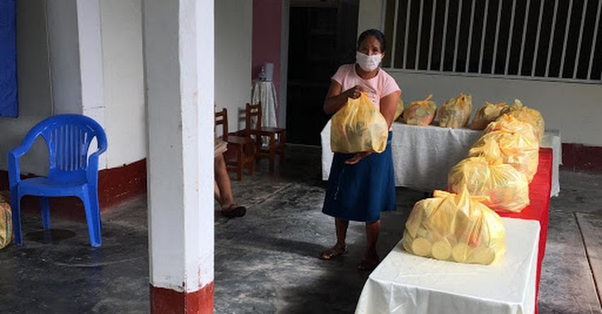 QALI WARMA: Madres y padres de más de 185 mil escolares reciben alimentos variados y saludables en la región San Martín - www.qaliwarma.gob.pe