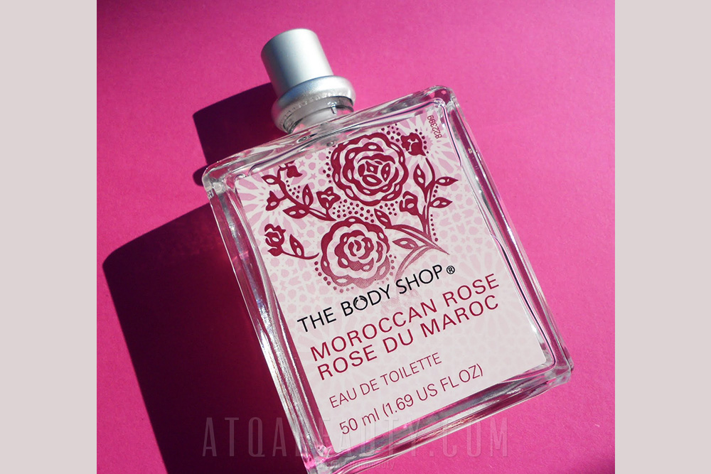 The Body Shop, Moroccan Rose EDT