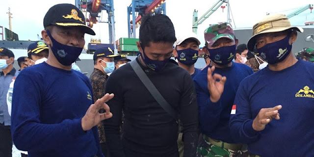 Ini Sosok Penyelam yang Berhasil Temukan Black Box Sriwijaya Air