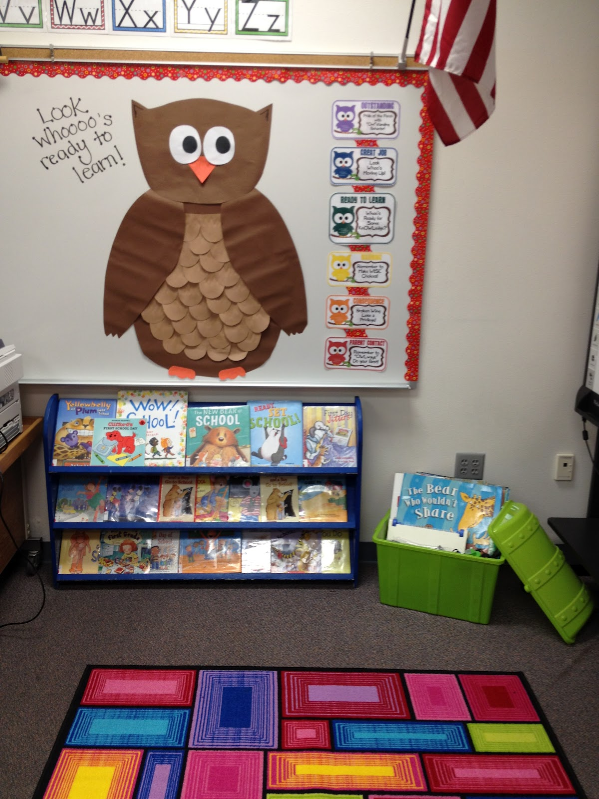 Owl Classroom Decoration Ideas ~ Susan jones teaching currently classroom updates