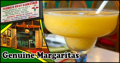 World Famous Handshaken Margarita