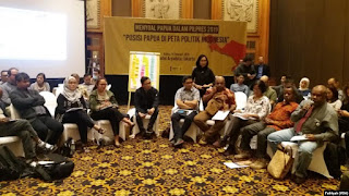 Amnesty International Desak Pembentukan Komisi Kebenaran di Papua