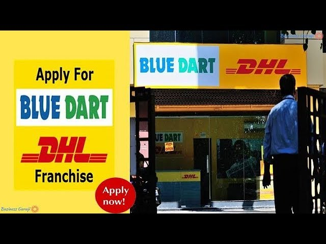 How to Apply for Bluedart-DHL Logistics Franchise