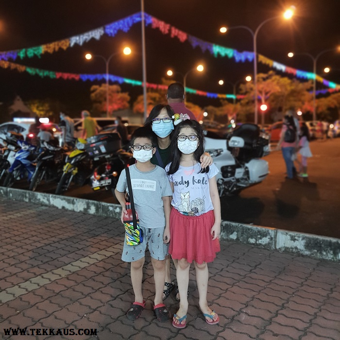 Portuguese Settlement Melaka Christmas Celebration