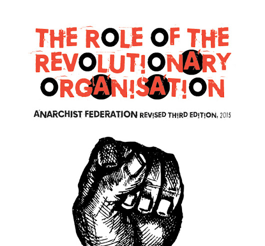 1/3 The Role of the Revolutionary Organisation