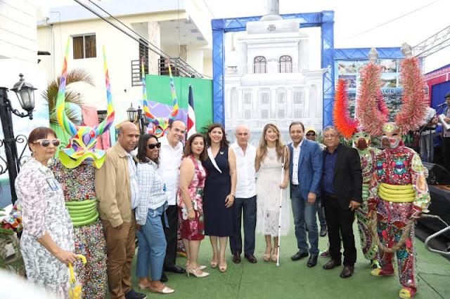 Séptimo Festival Cultural Hermanas Mirabal en Salcedo dedicado a Santiago y España