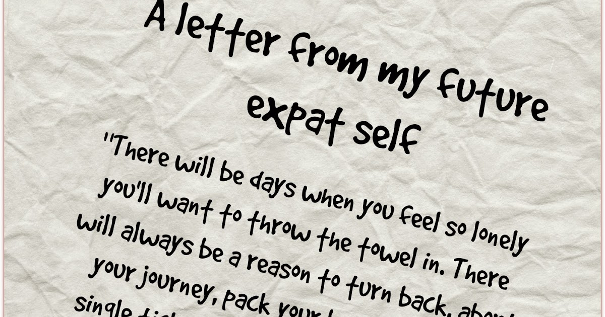 Turning Dutch: A Letter from my Future Expat Self