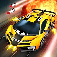 Chaos Road: Combat Racing Mod Apk