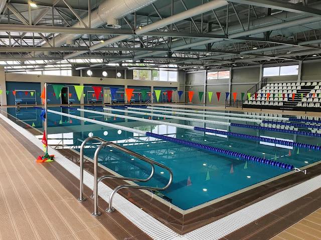 Αυτό είναι το νέο Κλειστό Δημοτικό Κολυμβητήριο του Άργους (βίντεο)