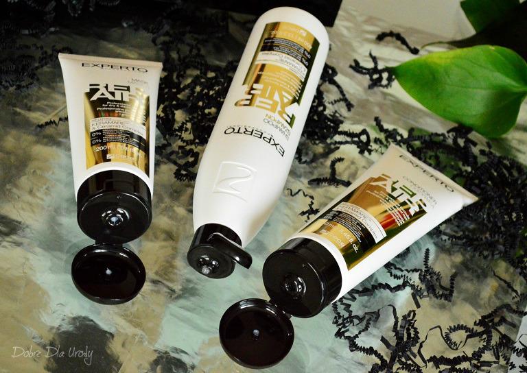 Cece of Sweden EXPERTO Professional Repair szampon, odżywka i maska do włosów
