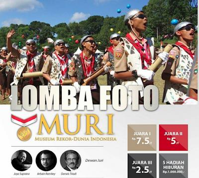 Lomba Foto MURI 2017