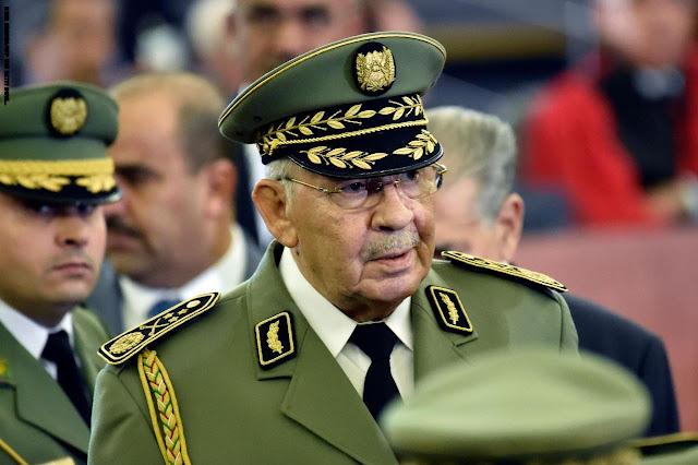 وفاة رئيس أركان الجيش الجزائري أحمد قايد صالح عن 79 عاما