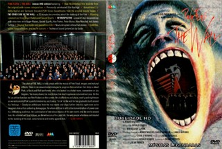 PINK FLOYD - THE WALL - DVD R OU REMASTERIZADO