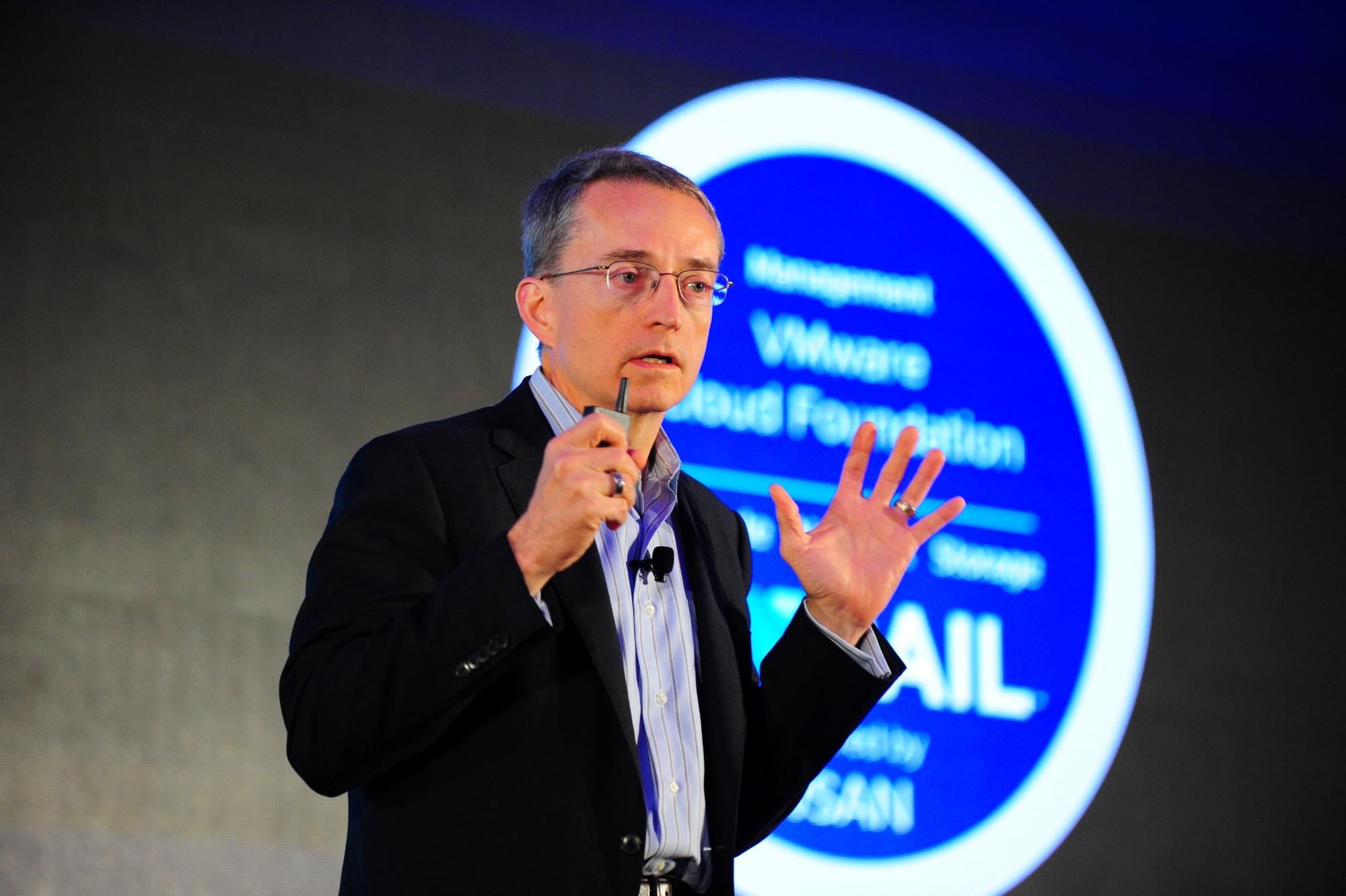 Pat Gelsingger, Chief Executive Officer VMware