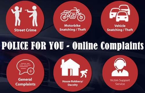 Police4u Mobile App Launched By Karachi Police For Online