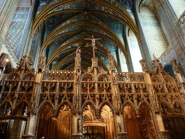 Jube de la Catedral de Albi