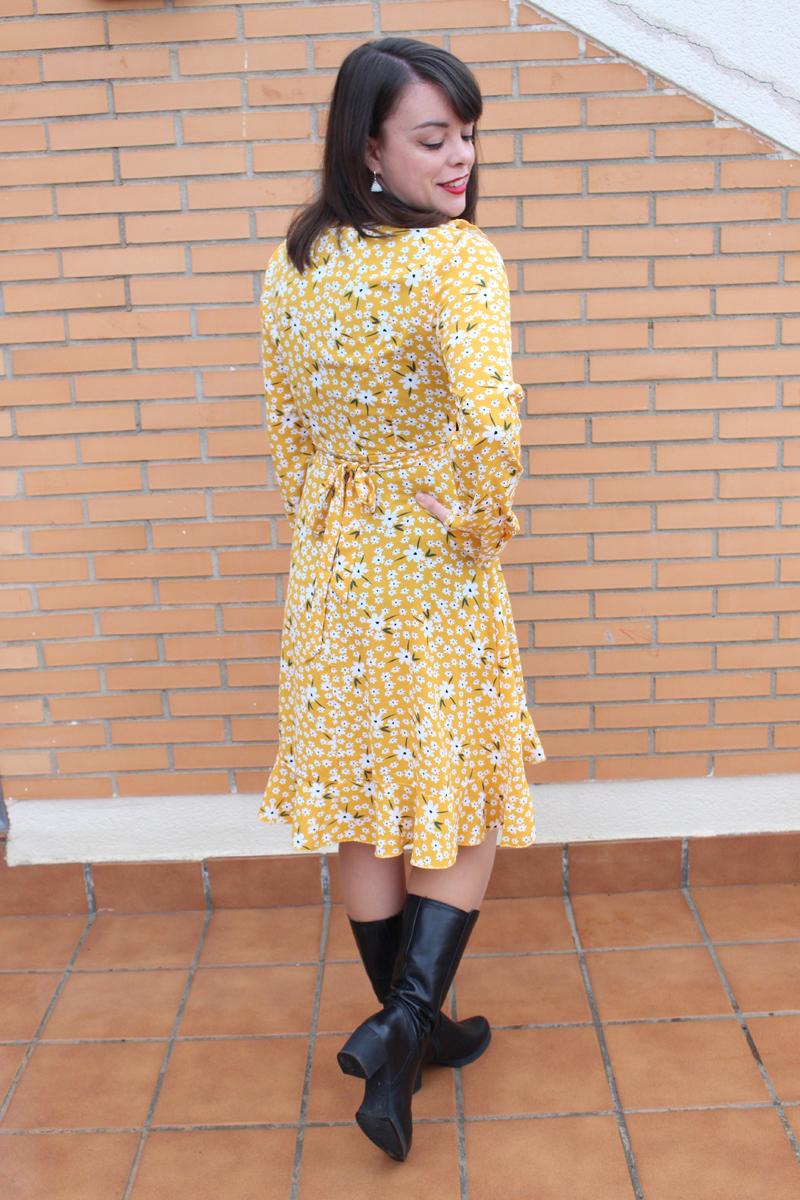 Back dress