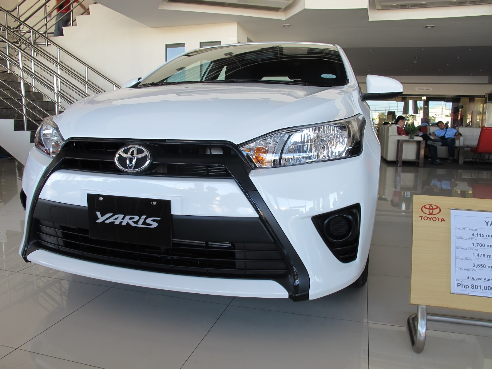 Internationally the yaris claim to fame is its considerable levels of reliability making it a car that s bang for the buck indeed