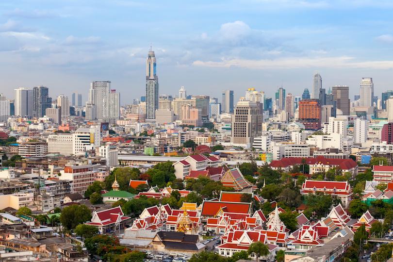 اجمل المدن في تايلاند