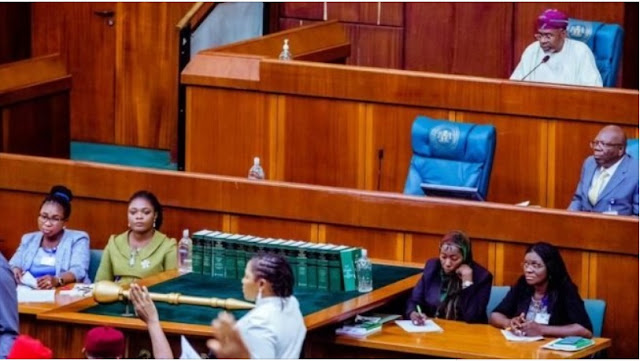 House of Reps Complex shuts for fumigation