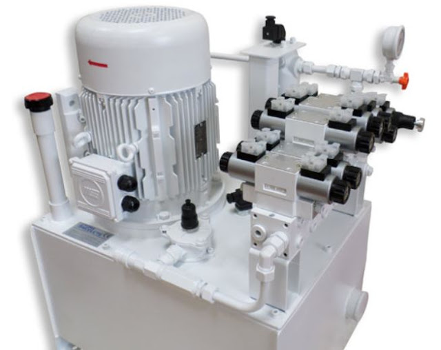 how to select best hydraulic power pack unit
