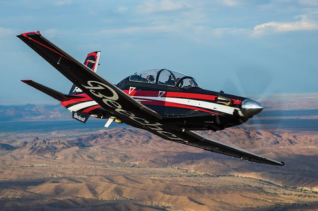 Tunisia confirms purchase of T-6C Texan II trainer aircraft