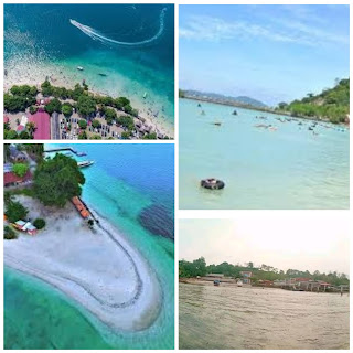 Tempat wisata pantai mutun