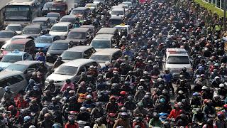 Berapa Kerugian Kemacetan Jakarta? Wow, Fantastis!
