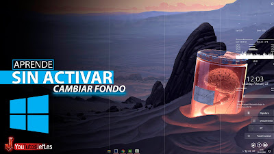 Como Cambiar Fondo de Pantalla en Windows 10 No Activado