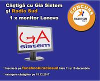 Castiga un monitor Lenovo ThinkVision de 22 inch
