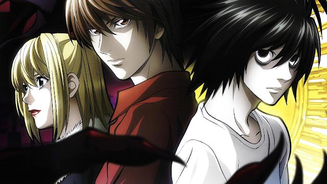 Nonton Anime Death Note Subtitle Indonesia
