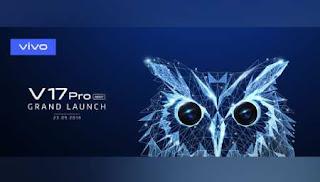 Vivo V17 Pro akan Release di Indonesia bulan ini