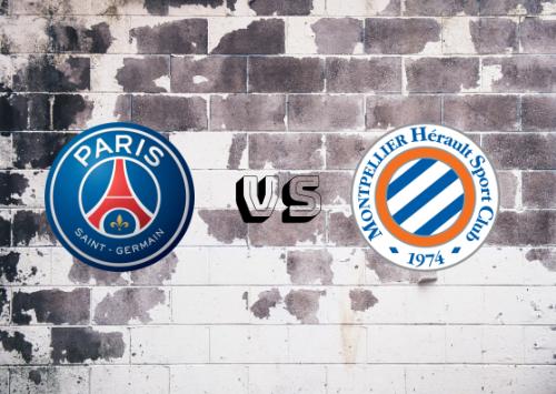 Paris Saint-Germain vs Montpellier  Resumen y Partido Completo