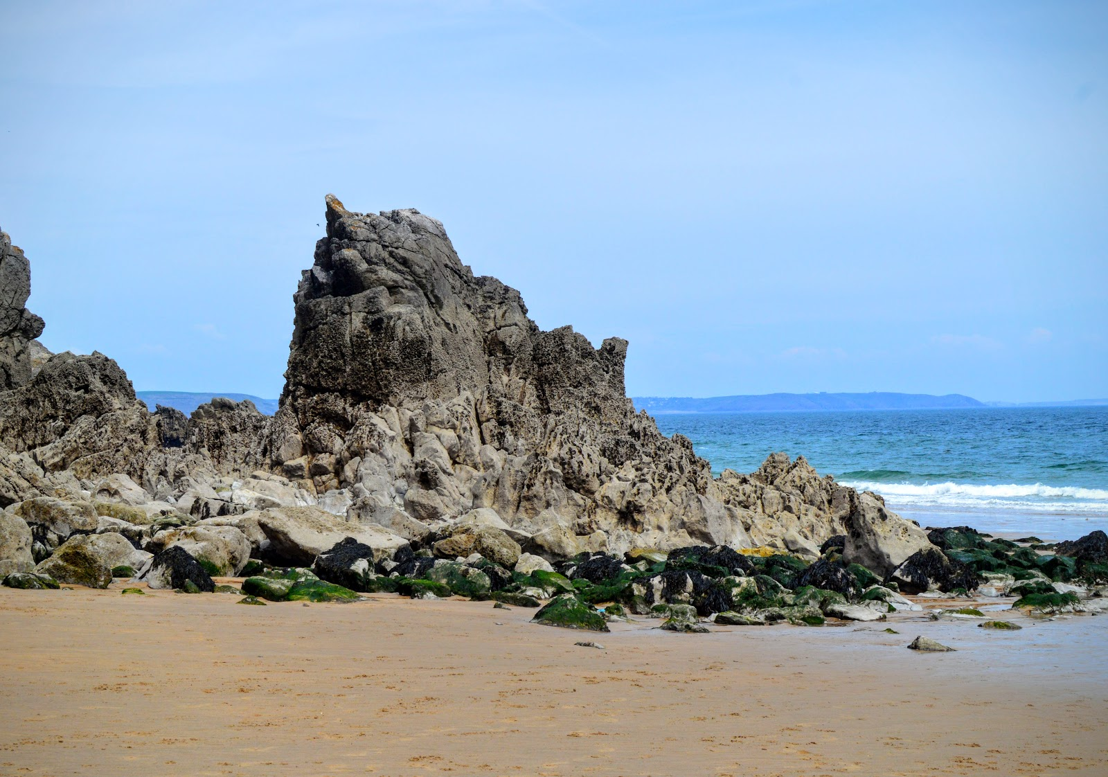, Barafundle Bay, a Beautiful, Remote Pembrokeshire Beach