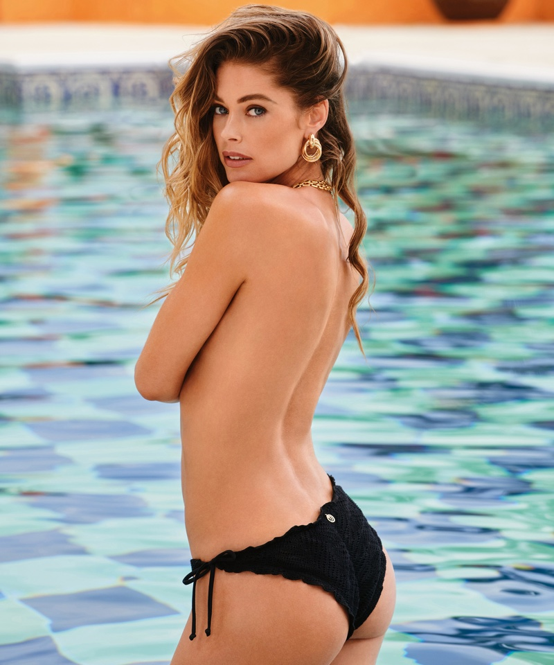 Doutzen Stories by Hunkemoller unveils summer 2020 swimwear campaign.