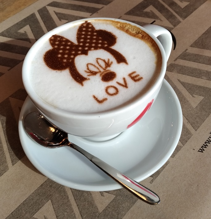 cappuccino personalizat vibes19