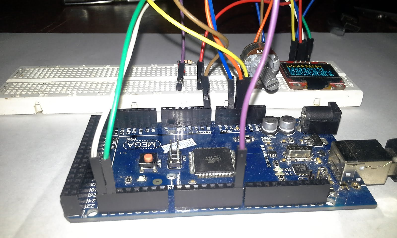 Modbus RTU Master Library tests with Arduino Part 1 - PDAControl