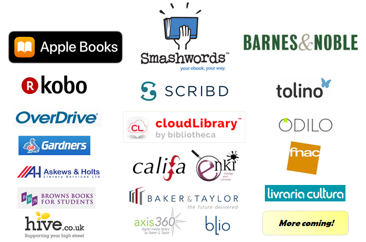 How to Publish and Distribute Ebooks with Smashwords