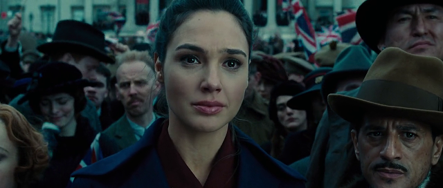 Wonder Woman (2017) Full Movie [English-DD5.1] 720p BluRay With Hindi PGS Subtitles Download