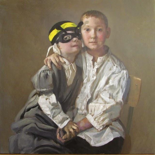 Моменты из детства. Sophie Morisse