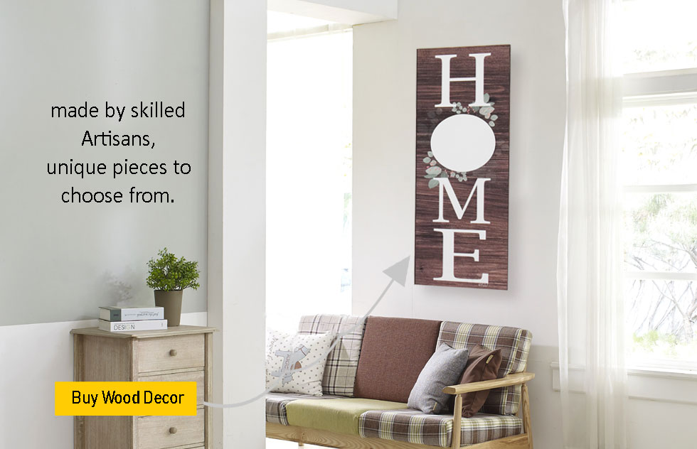 Wood Wall decor, wood signs in Port Harcourt, Nigeria